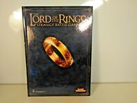 The Lord of the Rings Strategy Battle Game Manual HardBack Good Games Workshop