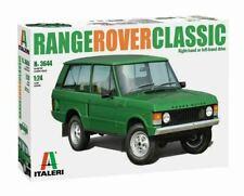 ItalerI 3644 Range Rover Classic 1/24 Scale Model Car kit