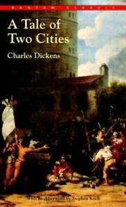 A Tale of Two Cities - Mass Market Paperback By Dickens, Charles - VERY GOOD