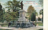 SACRAMENTO CA – Stevens Monument City Plaza