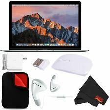 Apple 12 MacBook (Space Gray) 512GB SSD (MNYG2LL/A)...
