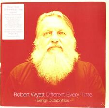 ROBERT WYATT DIFFERENT EVERY TIME VOL.2 BENIGN..DOPPIO VINILE LP 180 GRAMMI