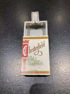 Cendrier de poche rétractable Vintage 90's Chesterfield bon état
