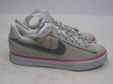 Nike Dulce Clásico GS 367108-005 HUESO / PLATA / Rosa Size 6