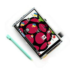 3.5 Inch 320 X 480 TFT LCD Display Touch Board For Raspberry Pi 2 Model B & RPI