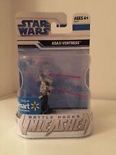 Star Wars Battle Packs Unleashed Asajj Ventress - Walmart Exclusive - Very Rare