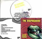 THE DIAPHANOIDS Blessed Poisons 2017 UK 8-trk promo test CD