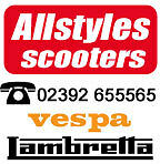 Allstyles scooters