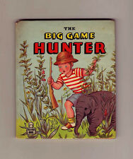 Tell-A-Tale #869 - The Big Game Hunter - 1947 Whitman hardcover - 1st