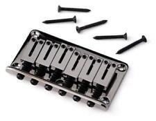 Pièces et accessoires guitares électriques noirs Fender pour guitare et basse