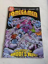 Omega Men #12 March 1984 DC Comics