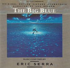 THE BIG BLUE - ORIGINAL MOTION PICTURE SOUNDTRACK / CD - TOP-ZUSTAND