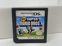 New Super Mario Bros (Nintendo DS,2006) Cartridge Only for DS 2DS 3DS