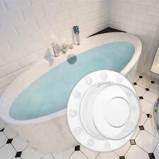 Universal Bathtub Overflow Drain Cover Bottomless Bath Deep Water Home