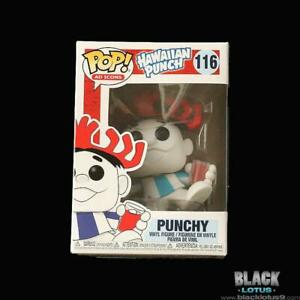Funko Pop! Punchy Hawaiian Punch Drink Ad Icons IN STOCK Pop 116