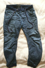 Rivington (by JD Sports) - Navy-blue jeans trousers - Size: 32