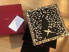 Original Cartier Edelholz Schatulle / Schmuck Kasten / Box. Neu & RAR