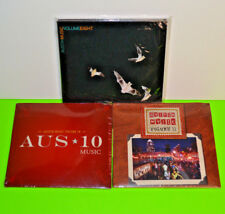 Austin Music Volumes 8 10 11 - 3 CD LOT Live Music Capital of the World TX ~ NEW
