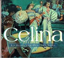 Celina Gonzalez La Reina del Punto Cubano  BRAND NEW SEALED    2CDS SET