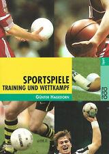 Sportspiele + Training & Wettkampf + Sport + Mannschaftssport + Psychologie