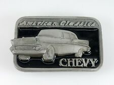 Buckles of America 57 Chevy Enamel Masterpiece Collection American Classics