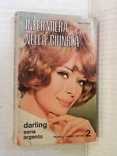 INFERMIERA NELLA GIUNGLA Irene Roberts Elda Giroldo Inglese Fabbri Darling 1968