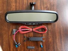 2013-2015 Toyota RAV4 OEM Accessory Auto Dimming Inside Rearview Mirror Kit