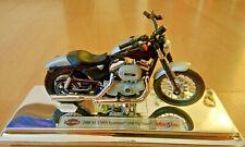 Motorrad Modell - Harley-Davidson 2007 XL 1200N Nightster 1:24  Neu/OVP