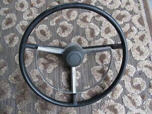 Dodge Plymouth Steering Wheel B A Body 67-69 Dart Coronet RoadRunner 68 Charger