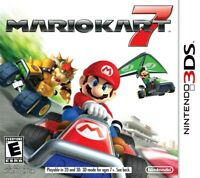 Mario Kart 7 - Nintendo 3DS Game Only