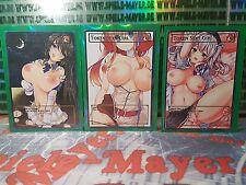 Yu-Gi-Oh! Karten Token Sexy Girl Holo Orica / Anime Style HENTAI UNCENSORED Hot