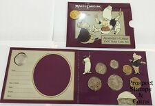 2007 Royal Australian Mint Magic Pudding Baby UNC Mint Set