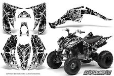 YAMAHA RAPTOR 350 GRAPHICS KIT CREATORX DECALS STICKERS SAMURAI WB