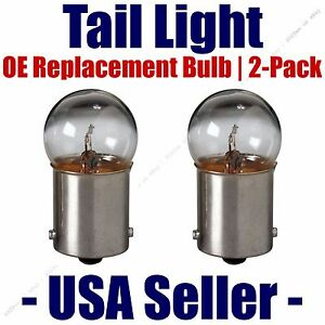 Tail Light Bulb 2pk - OE Replacement Fits Listed Maserati Vehicles - 97
