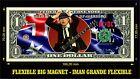 AC/DC ANGUS IMAN BILLETE 1 DOLLAR BILL MAGNET
