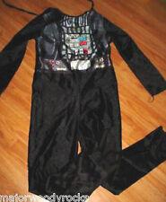 1997 Boy Star War DARTH VADER Halloween Costume-M-10-12