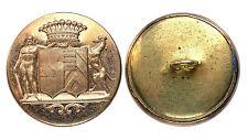Ancien Bouton de Livrée, De LASTIC SAINT-JAL x DIEUDONNE d'ARRENTIERES. 1890