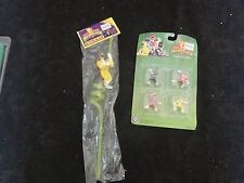 1993 Power Ranger Lot Of Two Party Favors Sealed Box