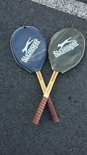 "Slazenger Challenge No. 1 Model Collectible Vintage Racquet 4 5/8"" Medium"