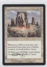 2002 Magic: The Gathering - Judgement #25 Soulcatchers' Aerie Magic Card 0a1