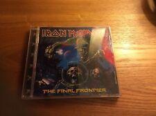 IRON MAIDEN THE FINAL FRONTIER CD ALBUM (2010)