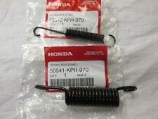 GENUINE HONDA CBR125 ANF125 SIDE STAND SPRING SET 50541-KPH-970 & 50542-KPH-970
