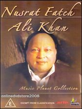 NUSRAT FATEH ALI KHAN - Qawwali - Soufi - MUSIC Documentary DVD