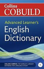 Collins COBUILD Advanced Learner's English Dictionary: Paperback with-ExLibrary