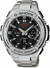 2017 New Casio G-Shock G Steel GST-W110D-1AJF Tough Solar for Men from Japan EMS