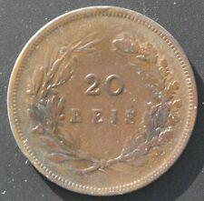 Portugal 20 Reis 1891 (ohne A)
