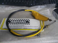 NOS Terry Cable Suzuki Clutch Cable 1981 RM125 2150