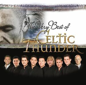 CELTIC THUNDER - THE VERY BEST OF CD SHIPS FROM UK FREE UK SHIPPING