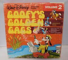Walt Disney Goofy's Golden Gags Volume 2 Vintage Reel To Reel 8MM Film Tape