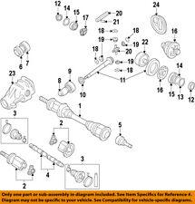 NISSAN OEM-Rear Axle Boots C9B4AJA00K